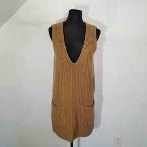 Moth Shaker Stitch Sweater Alpaca Anthropologie